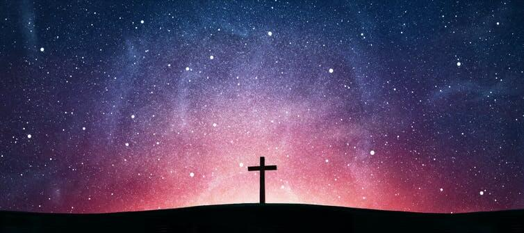 Can the laws of physics disprove God?